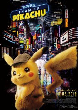 Pokémon Thám tử Pikachu 2019