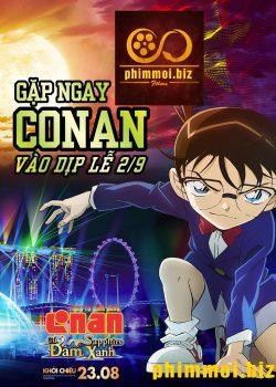 Thám Tử Lừng Danh Conan: Cú Đấm Sapphire Xanh