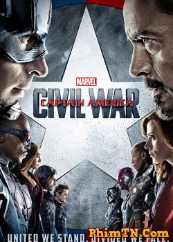 Captain America 3: Nội Chiến Siêu Anh Hùng